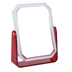 [4] FAMEGO MIRROR 5X MAGNIFYING - RECTANGLE ON STAND