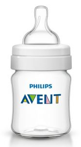[4] AVENT CLASSIC+ FEEDING BOTTLE 125ML