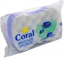 **SUGG BM514* **ETA RESOURCE**[10] CORAL MASSAGE SPONGE