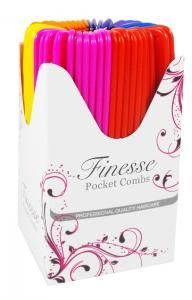 [1x60] [1x60] FINESSE COMBS IN TUBS COLOURED