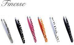 [6] FINESSE PROFESSIONAL TWEEZERS