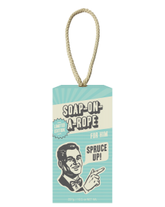 [20] DANIELLE GOOD VIBES SOAP-ON-A-ROPE 20PC CDU (D)