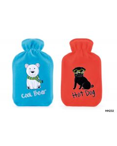 [12] KS BRANDS HWB - RED/HOT DOG & BLUE/COOL BEAR (D)