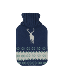 [12] 2L HOT WATER BOTTLES & COVER