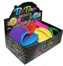 [1x12] DENMAN D6 DETANGLING BRUSH DISPLAY BOX - BRIGHTS