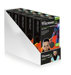 [5] THERMO DR. MICROWAVEABLE NECK WRAP IN DISPLAY