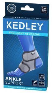 KEDLEY NEOPRENE ANKLE SUPPORT-UNIVERSAL **ETA 29.11**