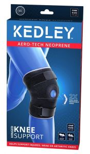 KEDLEY HINGED KNEE SUPPORT UNIVERSAL