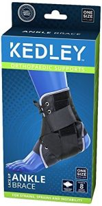 KEDLEY LACE UP ANKLE SUPPORT- UNIVERSAL (D)