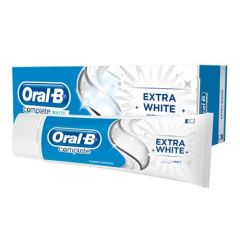 [12] ORAL-B T/PASTE COMPLETE EXTRA WHITE 75ML