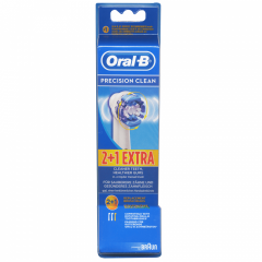 **ETA JAN** [6] ORAL-B T/BRUSH HEAD EB20(3 FOR 2)