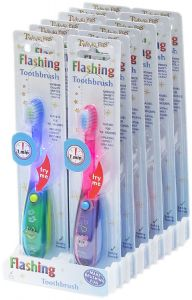 [12] *NDL* TWINKLERS FLASHING TOOTHBRUSH