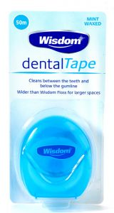 [12] WISDOM DENTAL TAPE