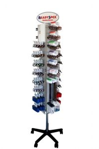 READYSPEX  READING GLASSES FLOOR DISPLAY