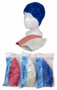 AQUA SAFE SWIM CAP STRAPLESS