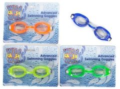 [24] PMS ADVANCED SLEEK HI-QUALITY SWIMMING GOGGLES