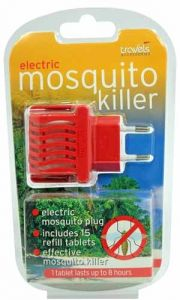 [6] TRAVELS MOSQUITO PLUG AND REFILLS