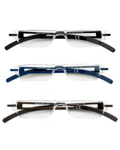 READYSPEX READING GLASSES-1.25 UNISEX PLASTIC