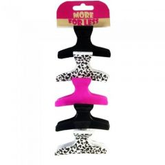 [12] 5PC HAIRDRESSING CLAMPS(D)