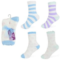LADIES SNOW SOFT SOCKS *AVAILABLE FROM OCTOBER*
