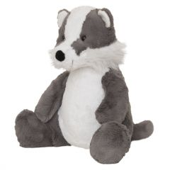 KUDDLI FRIENDS 3D NOVELTY COVER & HWB - BARNABY BADGER(D)