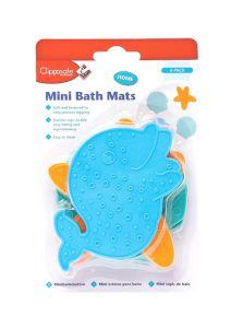 [6] CLIPPASAFE MINI BATH MATS (D)