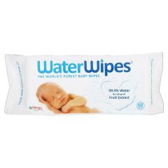 WATER WIPES 60PK