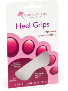 CARNATION HEEL GRIPS