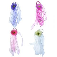 [12] 1 PIECE FLOWER ON ELASTIC (D) *EXTRA 20% OFF*