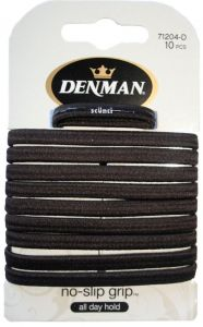 DENMAN 10 PK NS ELASTICS BROWN (D)
