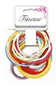 FINESSE COLOURED ELASTICS ASSO