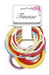 Finesse Coloured Elastics Asso