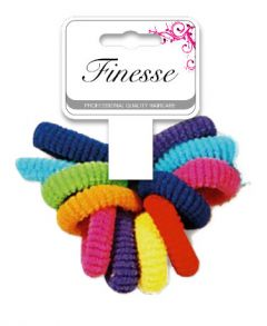 **ETA AUG** [6] FINESSE MINI TOWELLING BANDS