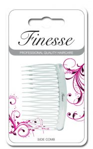 **ETA JULY**  [6] FINESSE SIDE COMB CLEAR X2