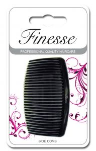 **ETA JULY** [6] FINESSE SIDE COMB BLACK X2