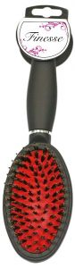 FINESSE PURE BRISTLE/NYLON HAIRBRUSH