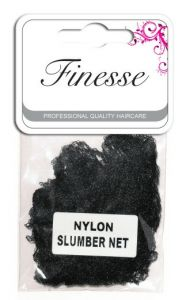 FINESSE SLUMBER NETS - BLACK