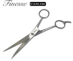 FINESSE SCISSORS-MEDIUM HAIR DRESSING SCISSORS 18CM