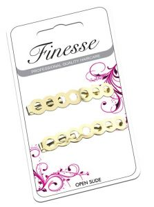 **ETA JULY** [6] FINESSE GOLD HAIRSLIDES