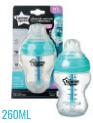 *New* Tommee Tippee 260ml Bottle Anti-Colic