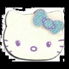 Hello Kitty Folding Mirror