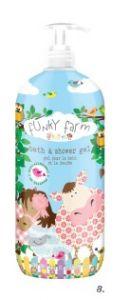 Funky Farm Gel
