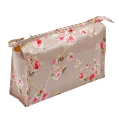[3] FMG COSMETIC BAG - COTTAGE ROSE (D)
