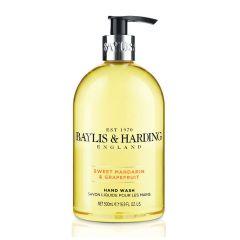 BAYLIS & HARDING MANDARIN GRAPEFRUIT HAND WASH 500ML