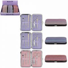 Glitter Manicure Set 3asst