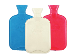 [30] LIFE HOT WATER BOTTLE- DOUBLE RIB *EXTRA 5% P.O.R!*