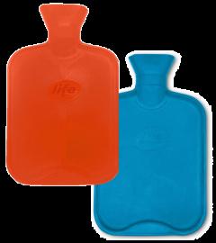 Life Hot Water Bottle - Single Rib