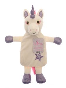 [12] BEAMFEATURE UNICORN HOT WATER BOTTLE COVER (D)