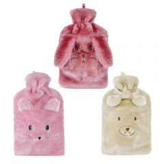 2L 3D EARS HWB ASSTD RABBIT, MOUSE & BEAR (D)