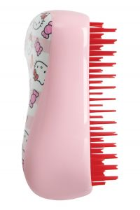 TANGLE TEEZER COMPACT STYLER - HELLO KITTY CANDY STRIPES (D)